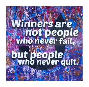 Inspirational Canvas Wall Art: Winners...