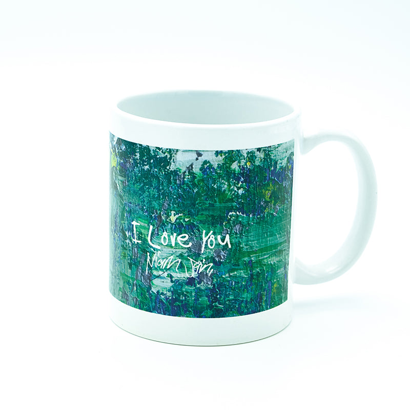 Garden of Love 8 ounce Mug