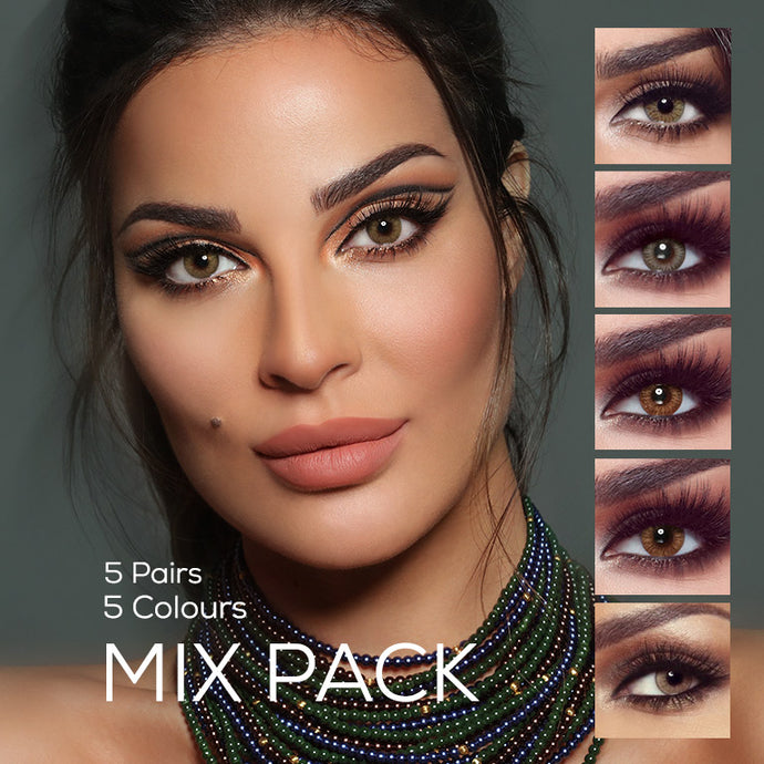 ONE DAY MIX PACK - Any 5 Colours