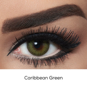 Diamond Caribbean Green