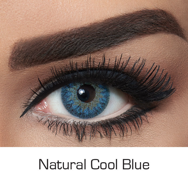 Natural Cool Blue