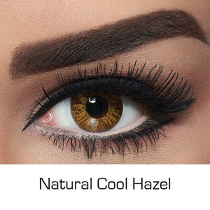 Natural Cool Hazel