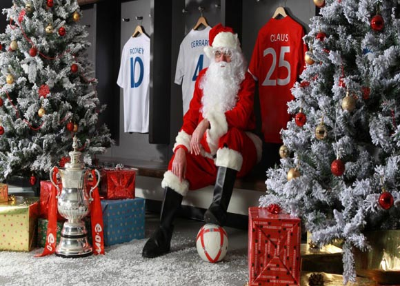 Christmas Premiership Fixtures TV Guide