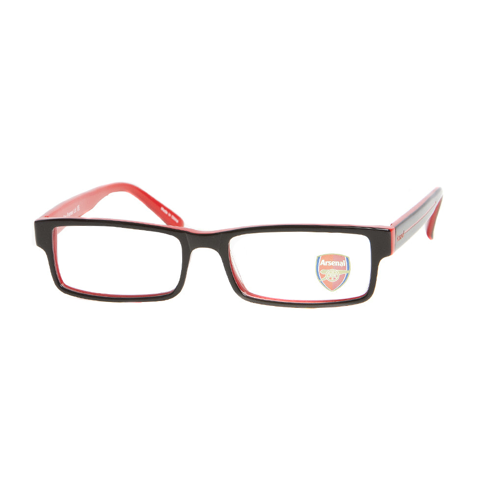 Arsenal fc mens & womens acetate spectacle frame