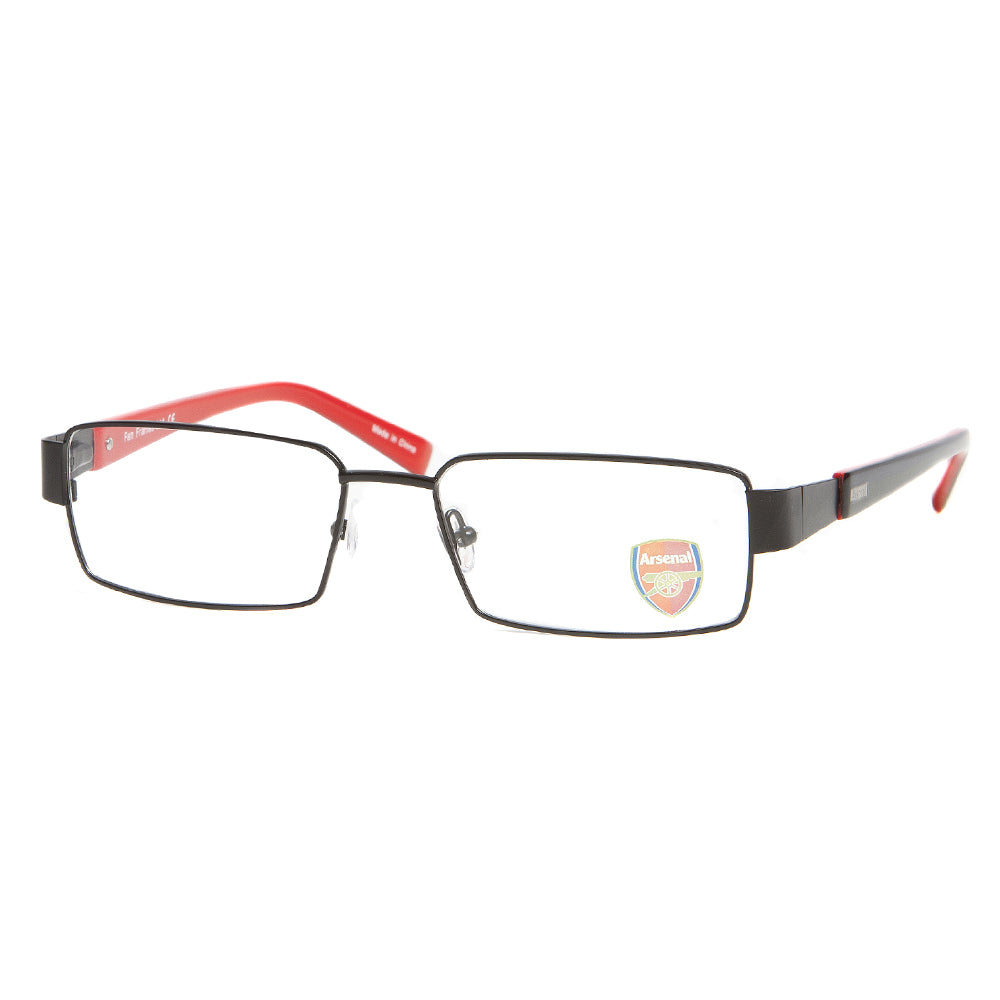 Arsenal fc mens metal glasses frame