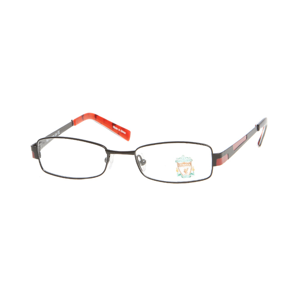 Liverpool fc kids square metal glasses