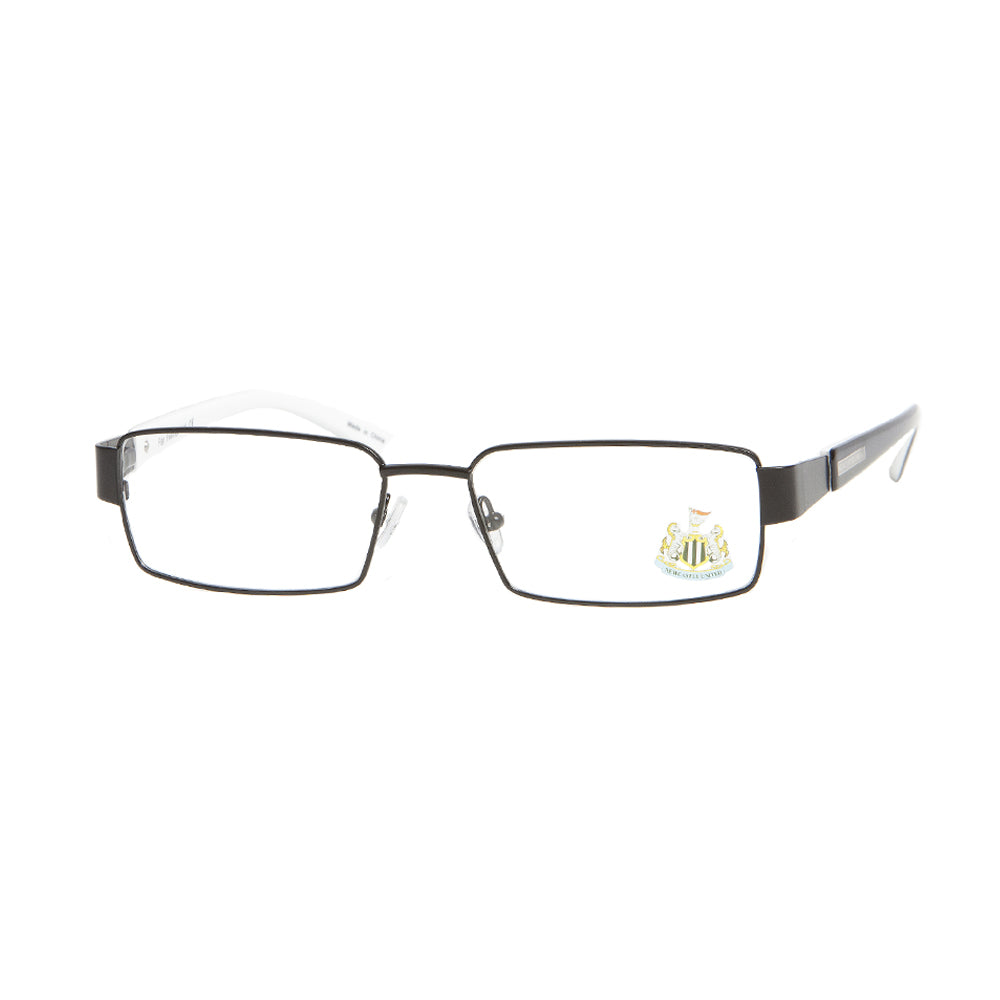 Newcastle united mens metal glasses frame