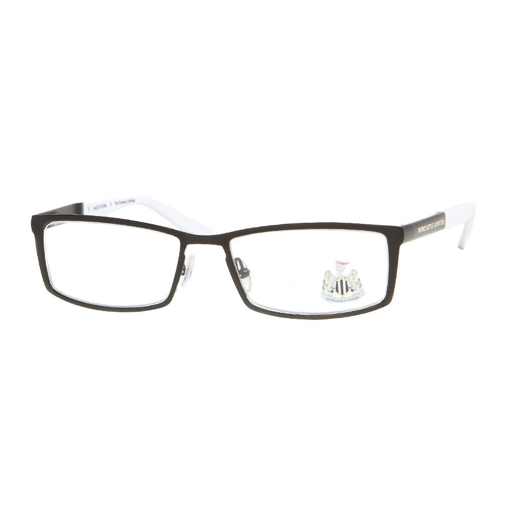 Newcastle united mens & womens metal glasses frame