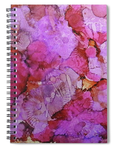 Blossoms Ink #1 - Spiral Notebook