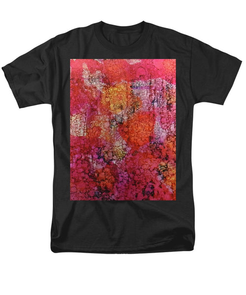 Sangria Ink #16 - Men's T-Shirt  (Regular Fit)