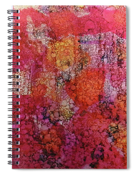 Sangria Ink #16 - Spiral Notebook