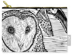 Barn Owls - Carry-All Pouch