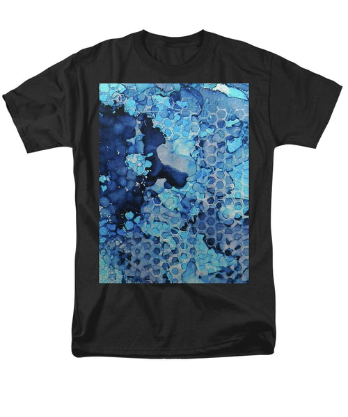Beekeeper Blues Ink #13 - Men's T-Shirt  (Regular Fit)