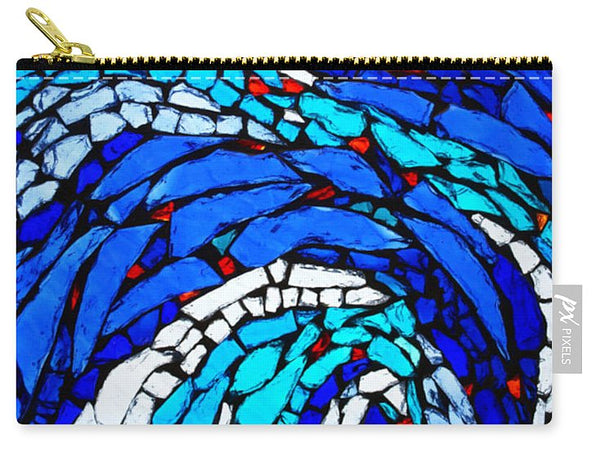Blues Hues - Carry-All Pouch