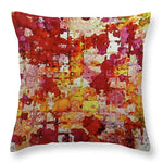 Flare Up Ink #8 - Throw Pillow