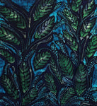 Green Leaves And Blue - Art Print