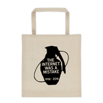 Something Awful 20th Anniversary Tote Bag