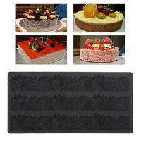 1pcs  Lace Silicone Mold