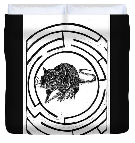 Year Of The Rat - Duvet Cover
