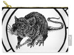 Year Of The Rat - Carry-All Pouch