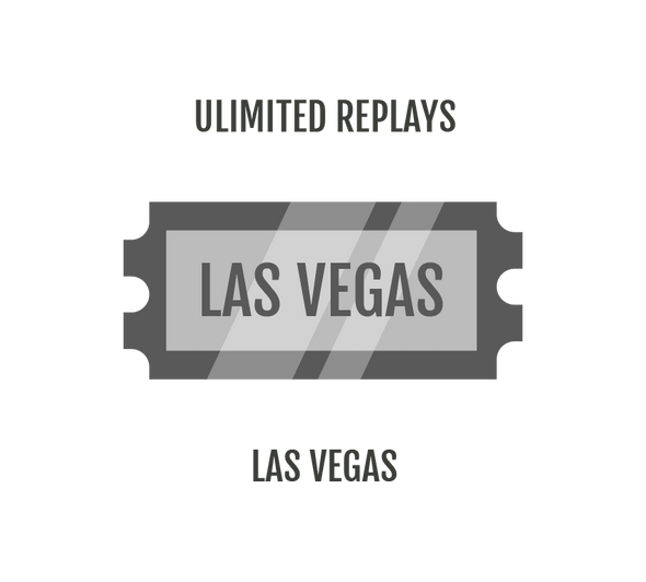 Unlimited Replays - Geek Out Las Vegas