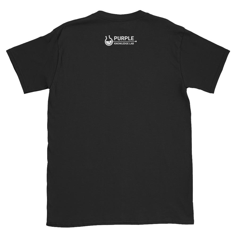 Advertisement Black T-Shirt
