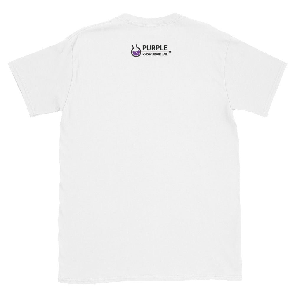 All Terms White T-Shirt