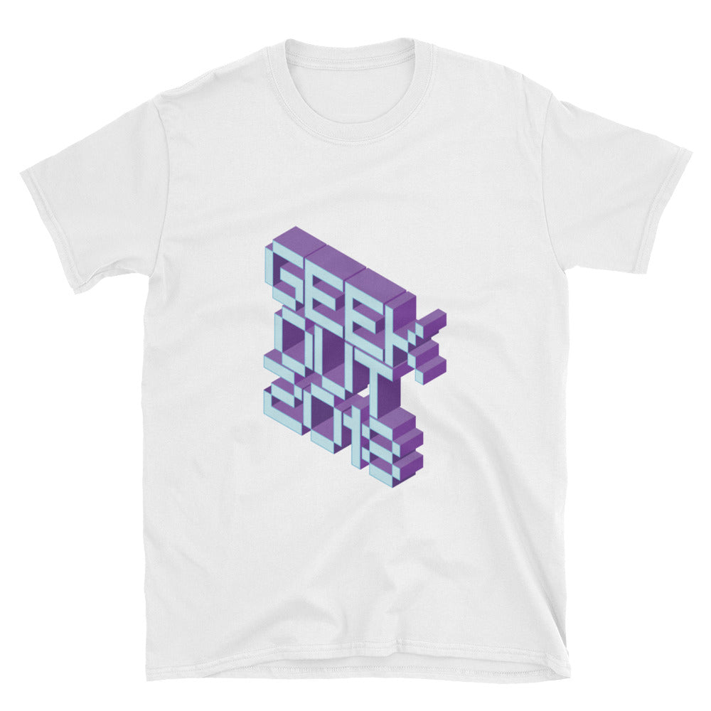 Short-Sleeve Unisex T-Shirt 8bit
