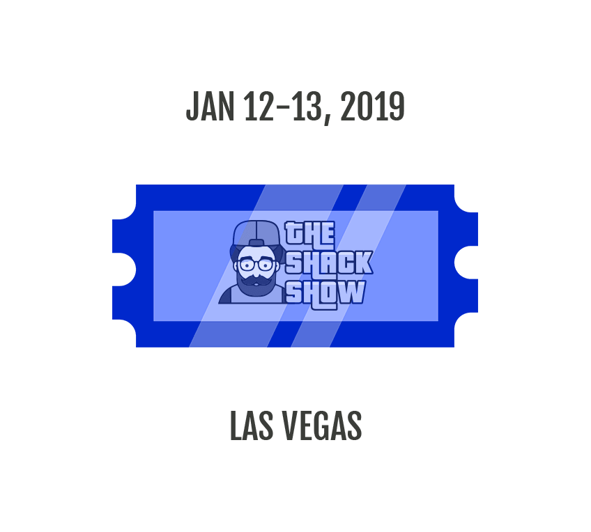 Geek Week - Shack Show