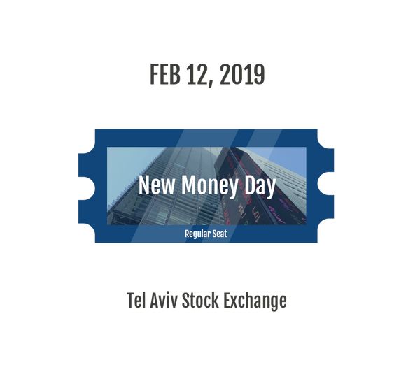 Attend Live: New Money Day - Regular Seat