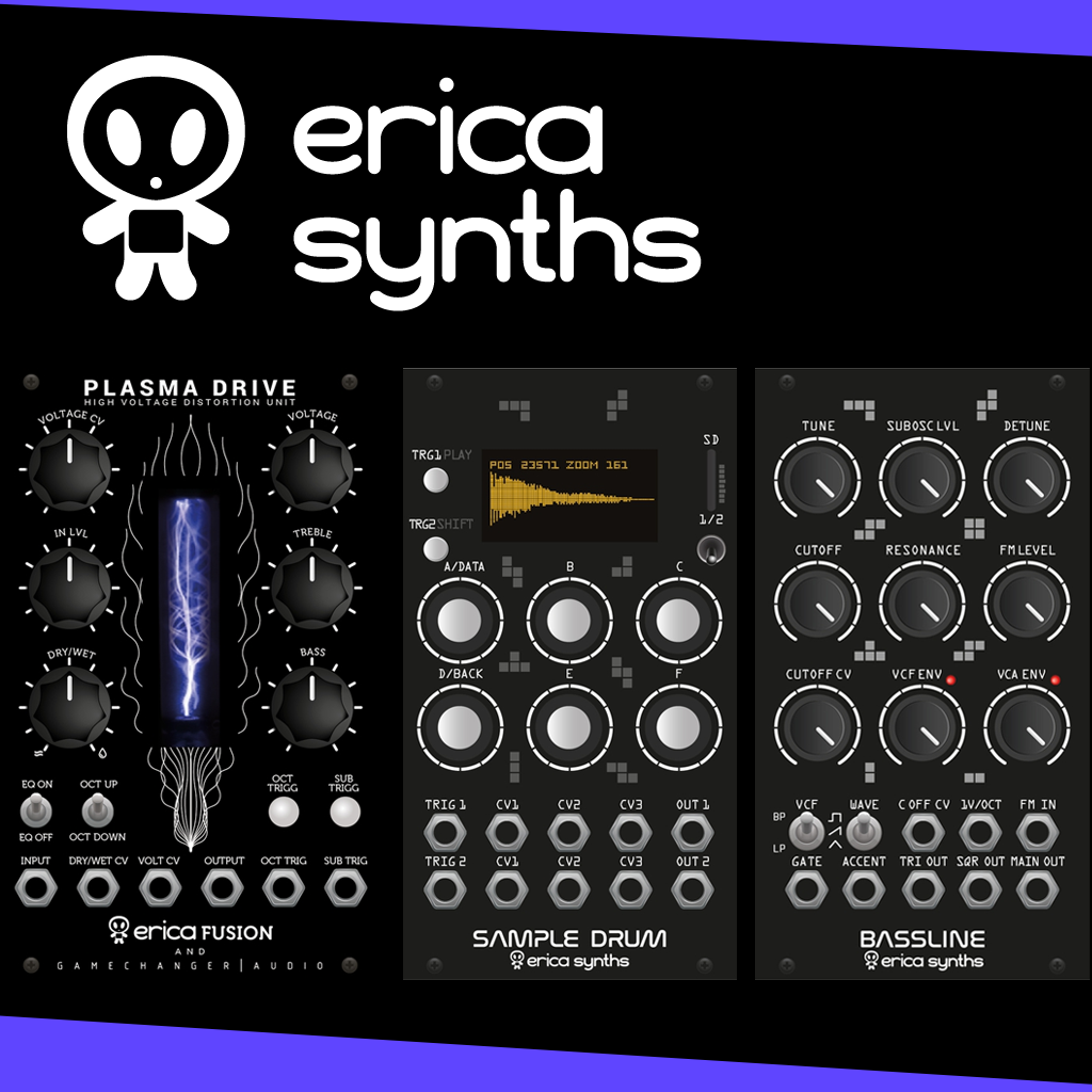 Erica Synths - shop now