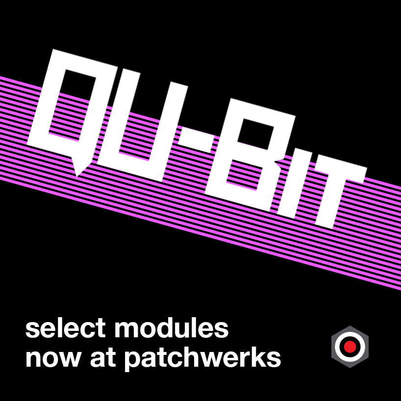 QU-Bit now at Patchwerks