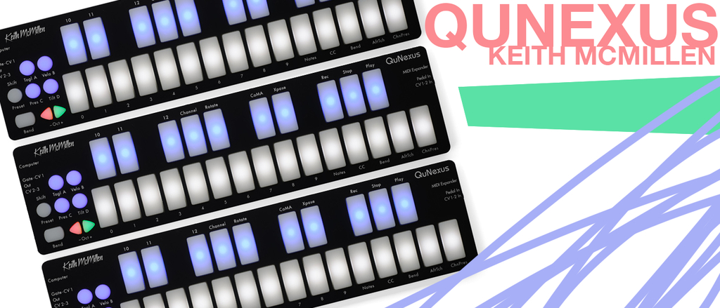 QuNexus from Keith McMillen Instruments