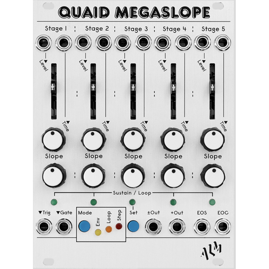 ALM Busy Circuits ALM020 Quaid Megaslope Function Generator
