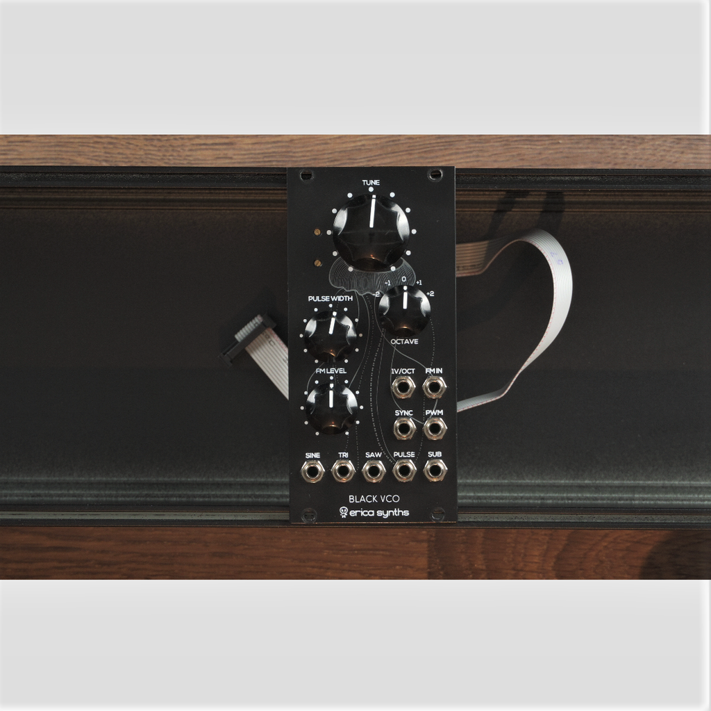 Used Erica Synths Black VCO