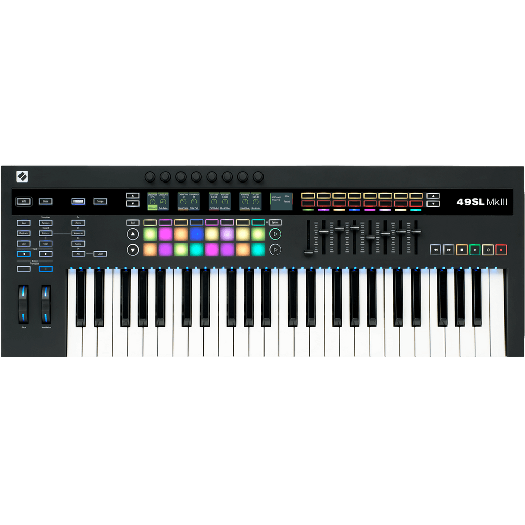 Novation SL mk III 49-key Controller
