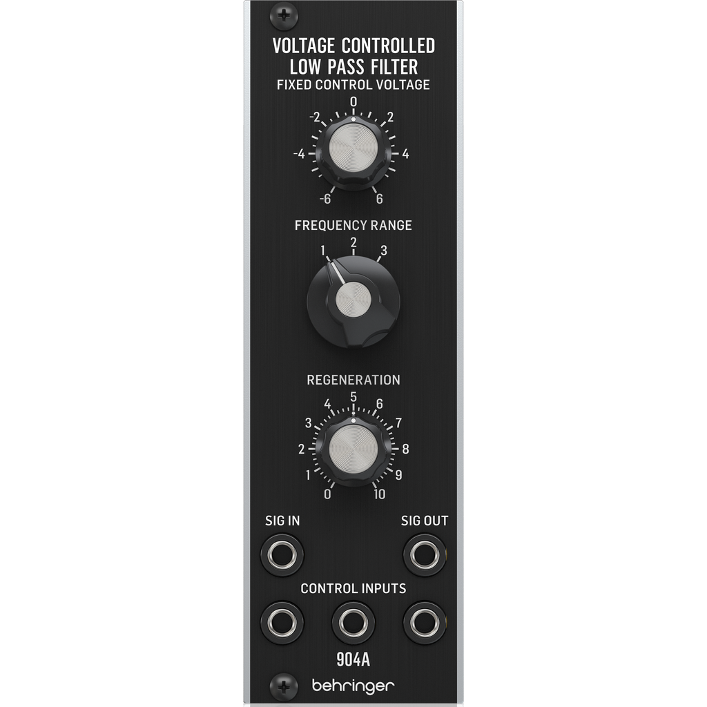 Behringer 904A Voltage Controlled Lowpass Filter