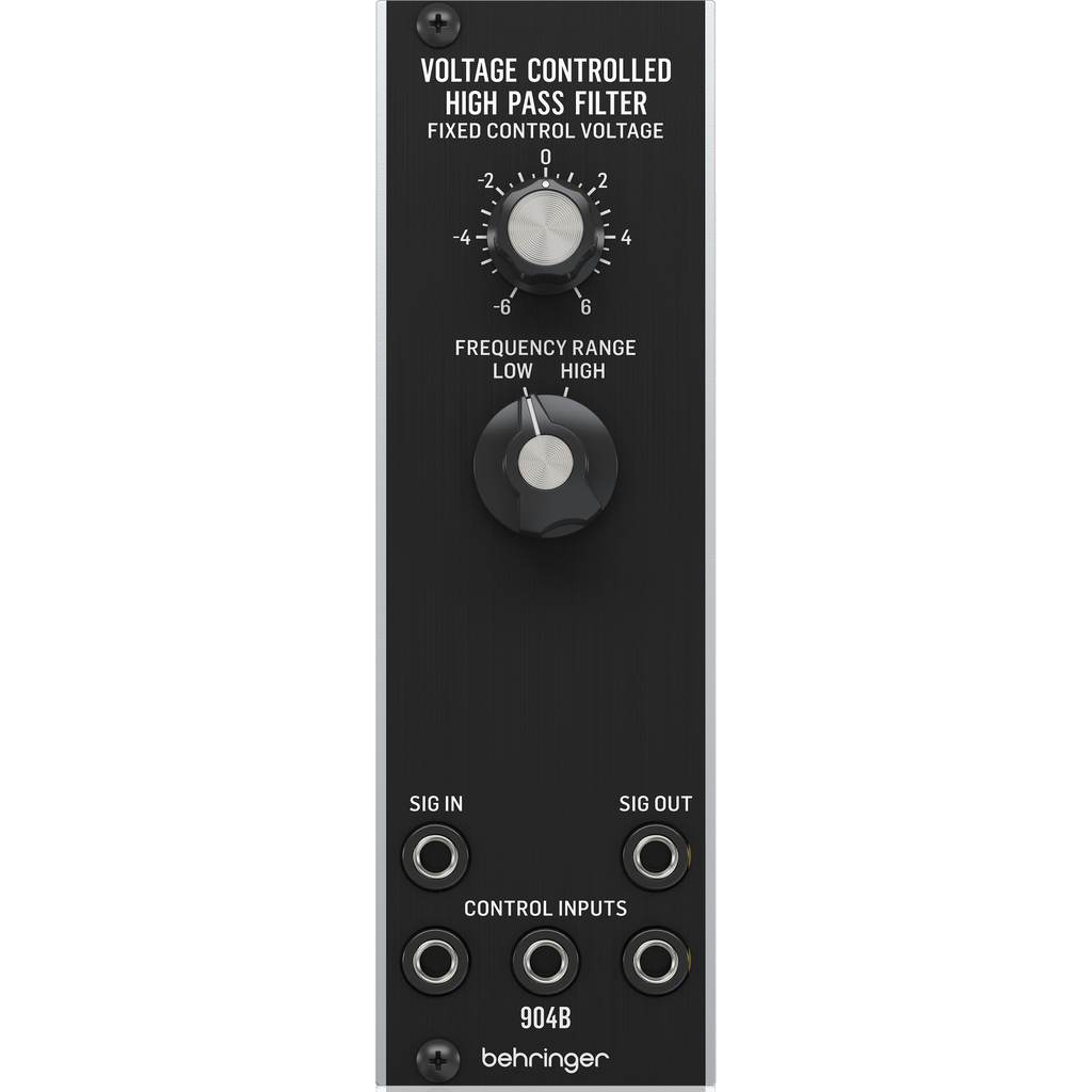 Behringer 904B Voltage Controlled Highpass Filter