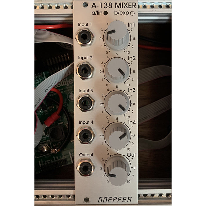 Used Doepfer A-138A Linear Mixer