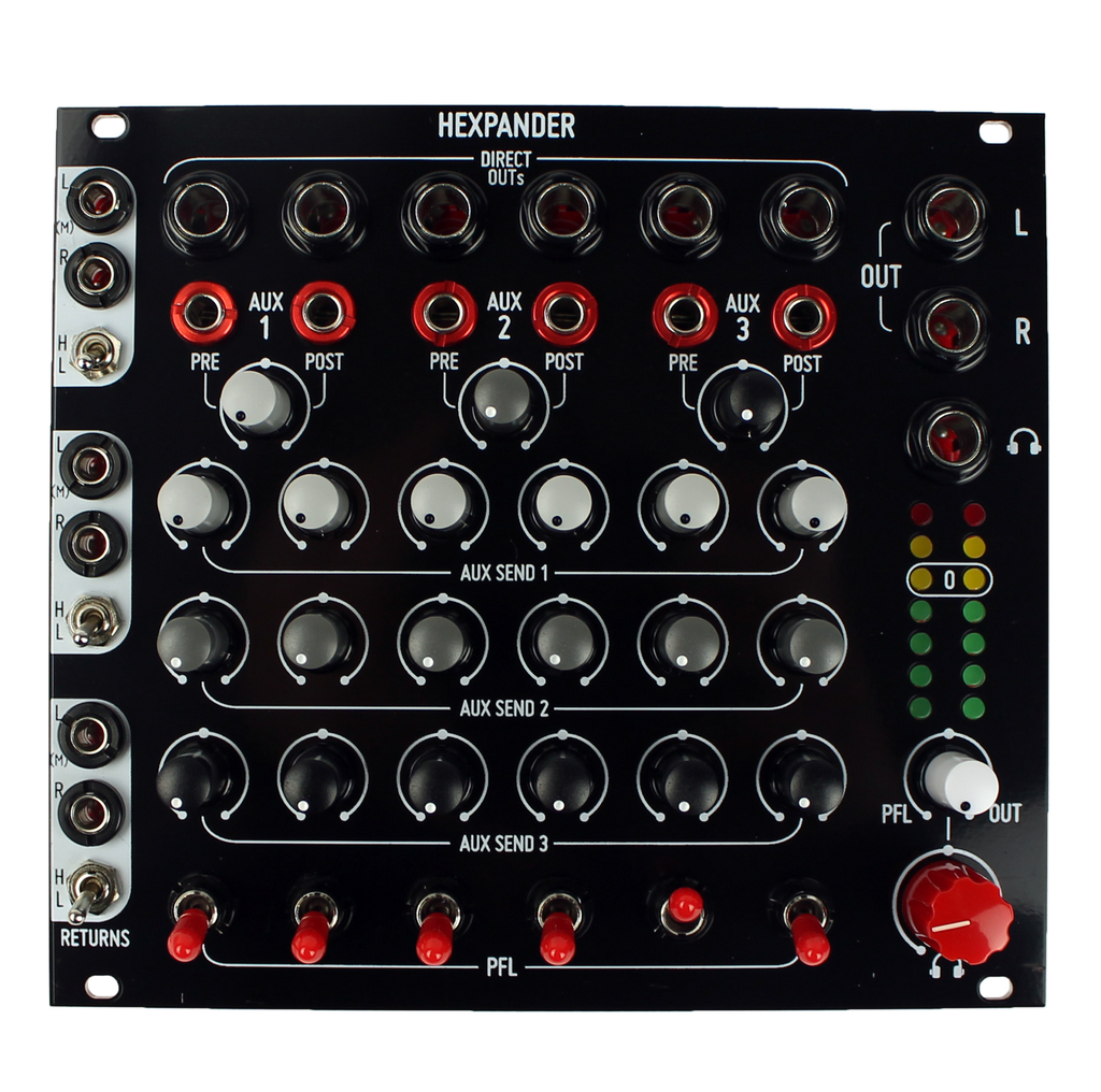 Befaco Hexpander Expander for Hexmix (Assembled)
