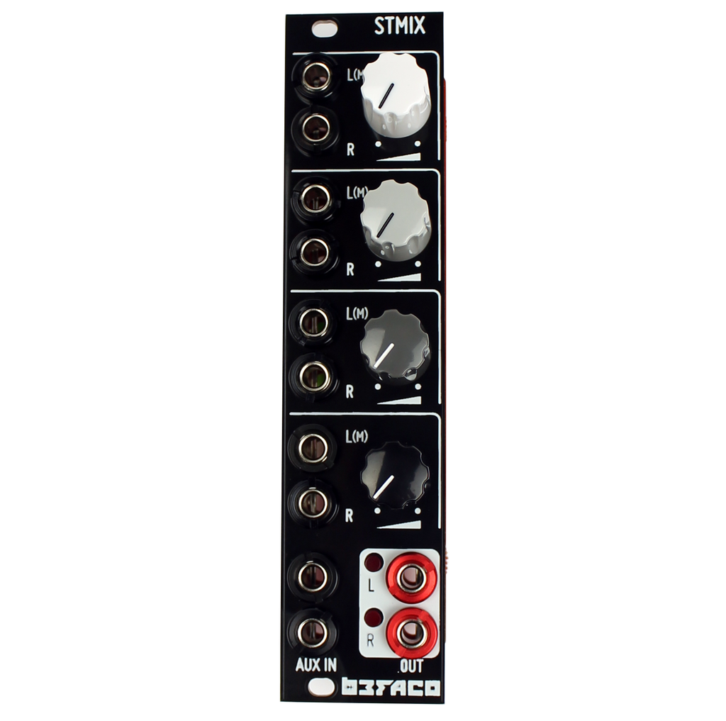 Befaco STMix Stereo Mixer (Assembled)