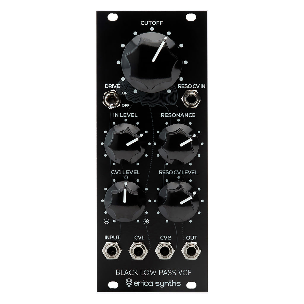 Erica Synths Black Lowpass VCF