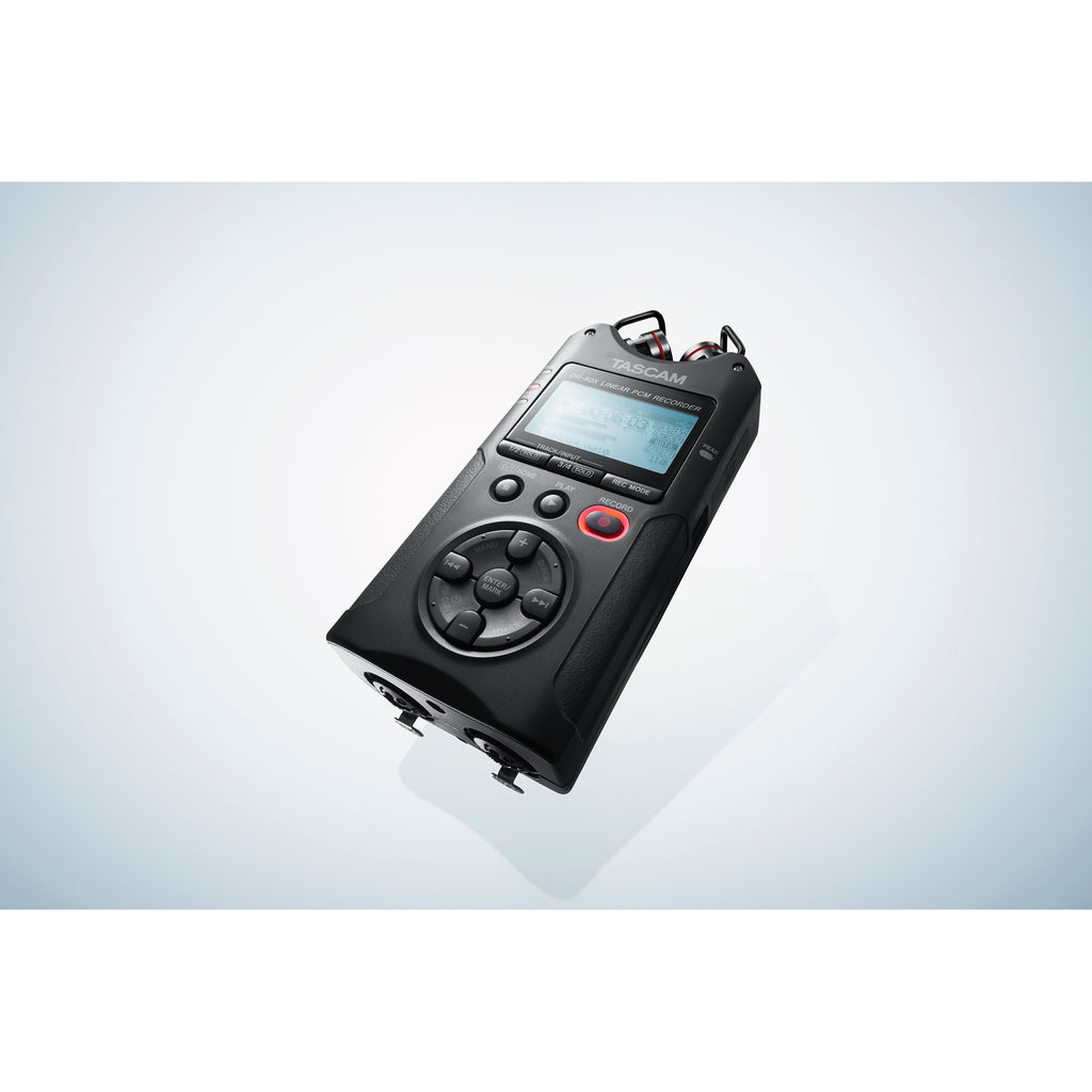Tascam DR-40X 4-Track Audio Recorder and USB Interface