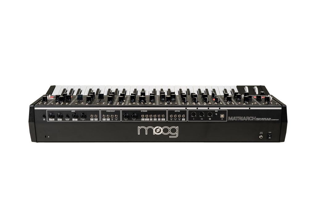 Moog Matriarch Dark Semi-Modular Synthesizer