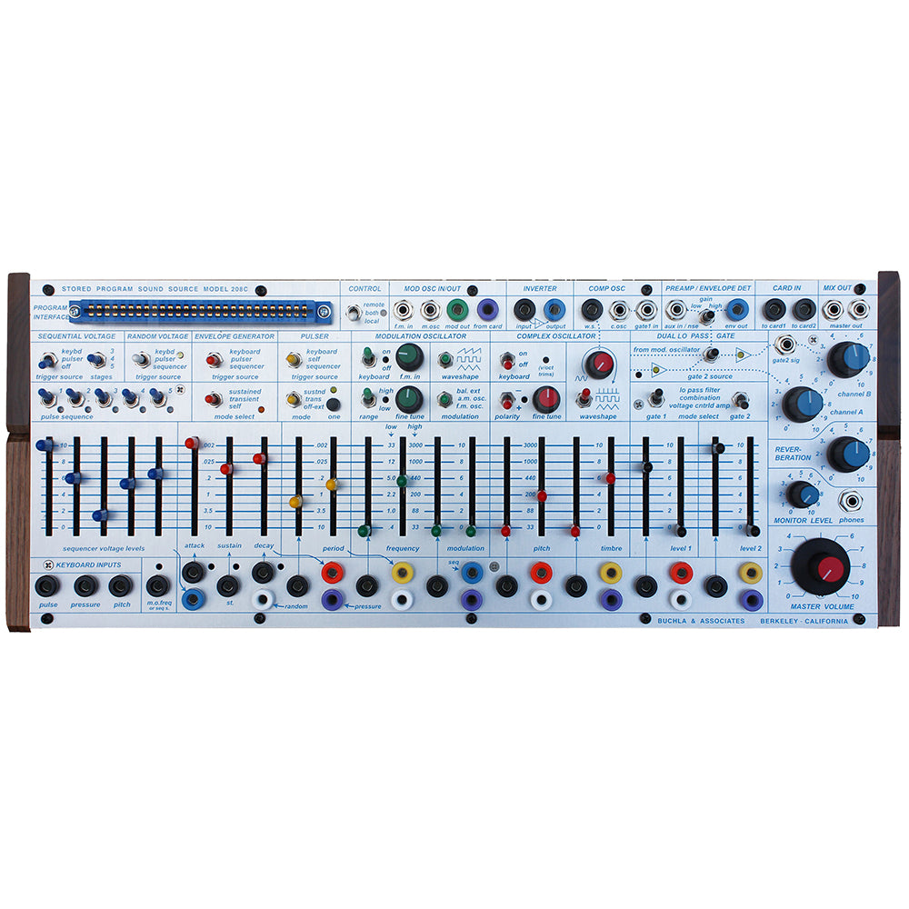 Buchla Easel Command Synthesizer