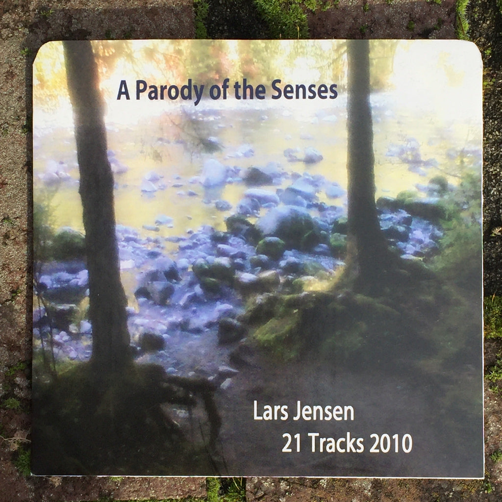 Lars Jensen - A Parody of the Senses CD