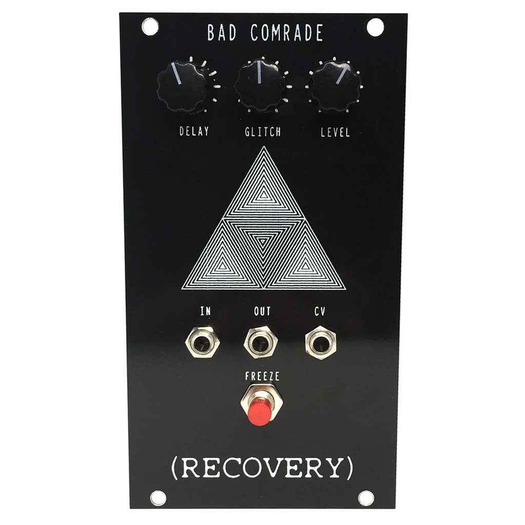 Recovery Bad Comrade V2 Glitch Pitch Slice and Dice