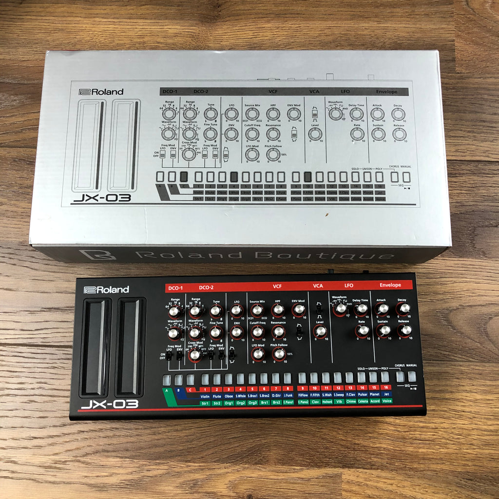 Used Roland JX-03