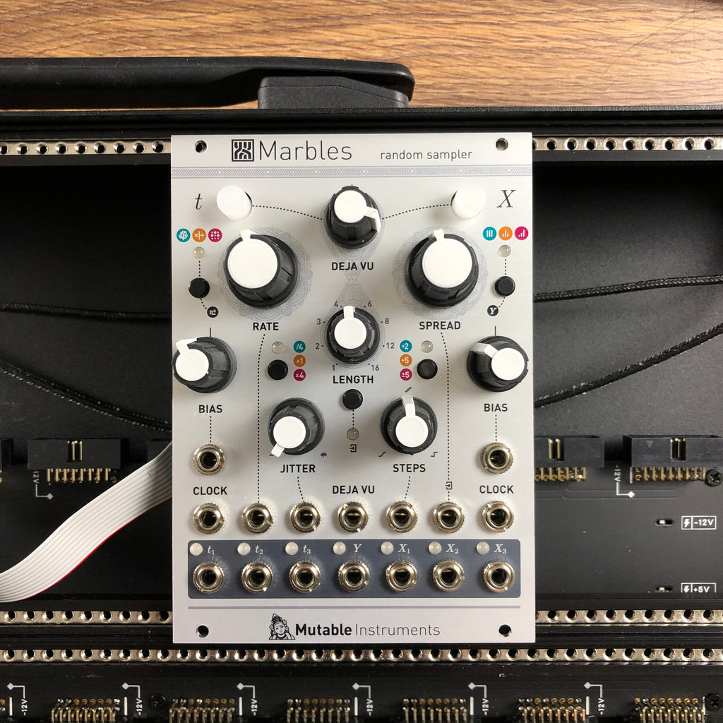 Used Mutable Instruments Marbles