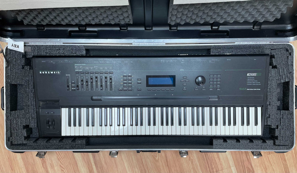 Used Kurzweil K2500S (Local Pick up only)